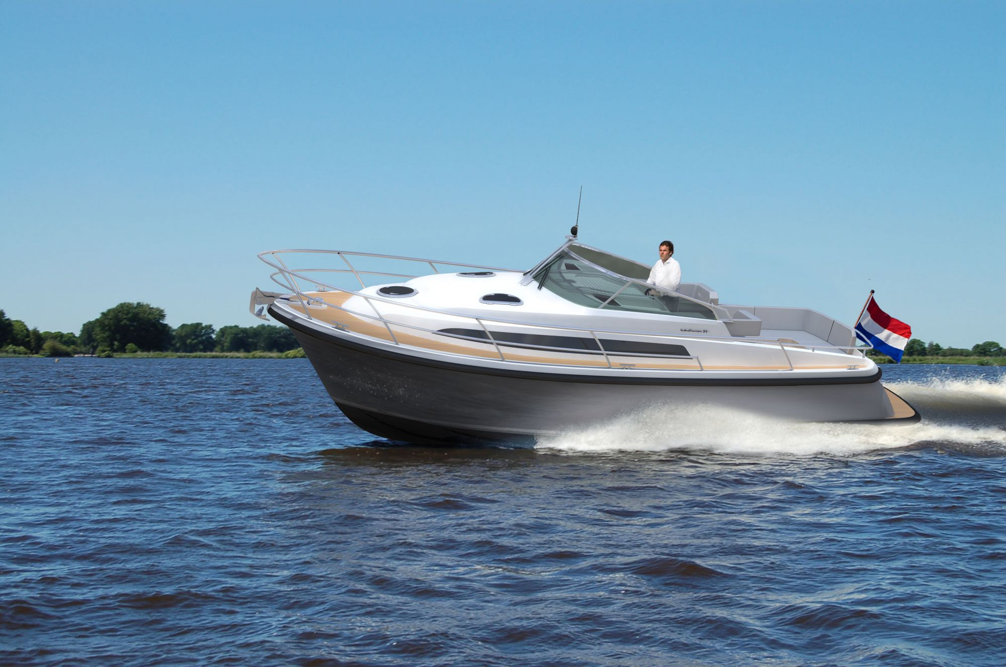 Intercruiser 31